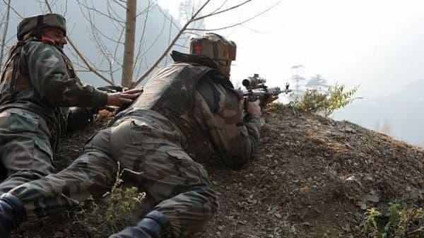 Ex cop among 3 Hizbul militants gunned down in Kashmir