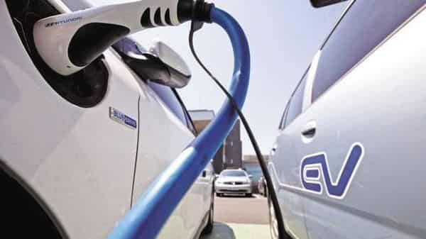 India's EV production will rely on imports from China of lithium chemicals used to make cathodes and battery cells. (Bloomberg)