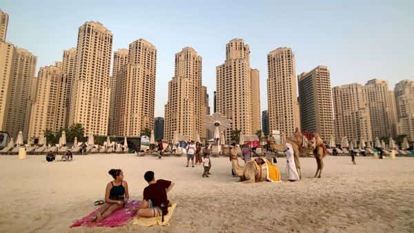Dubai sees an increase in tourist inflows even as India visitors fell