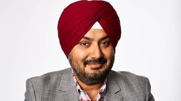 Jaspreet Singh, Chief executive officer and founder at Druva