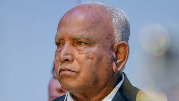 Davos: Karnataka CM BS Yediyurappa during, 'Strategic Outlook: India session', at the World Economic Forum Annual Meeting 2020 in Davos-Klosters, Switzerland,  (Photo: PTI)
