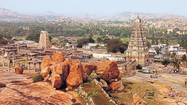 Karnataka's towns from another age