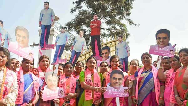 KCR re-asserts dominance as TRS sweeps municipal polls in Telangana
