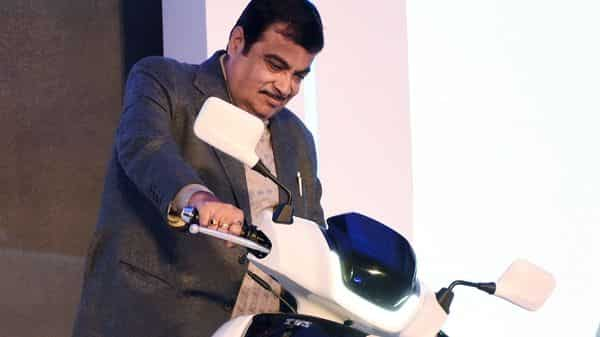 Union Minister for Road Transport and Highways of India Nitin Gadkari (Photo: ANI)