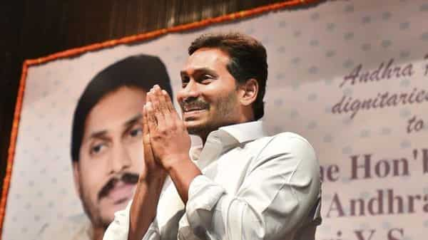 YSRCP, led by chief minister Y.S. Jagan Mohan Reddy, has faced constant opposition in the legislative council.  (Photo: HT)