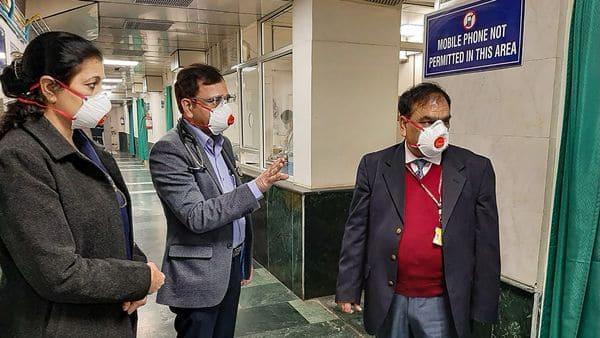 Coronavirus: First suspected case of China virus reported in Punjab, Haryana