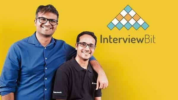InterviewBit co-founders Anshuman Singh and Abhimanyu Saxena.