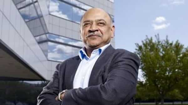 A file photo of Arvind Krishna. Photo: Matt Carr