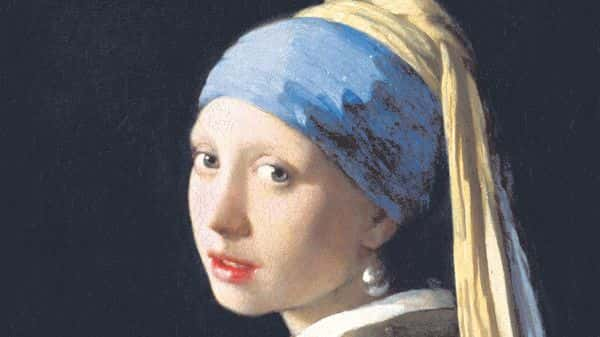 Johannes Vermeer's 'Girl With A Pearl Earring'
