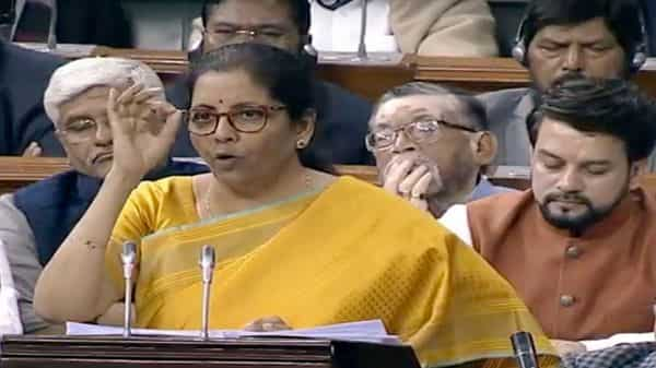 Finance Minister Nirmala Sitharaman presents the Union Budget 2020-21 at the Parliament today.