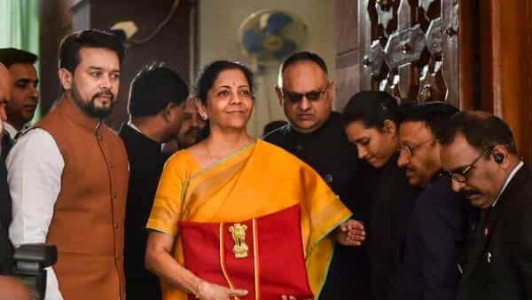 Union Finance Minister Nirmala Sitharaman (Photo: PTI)