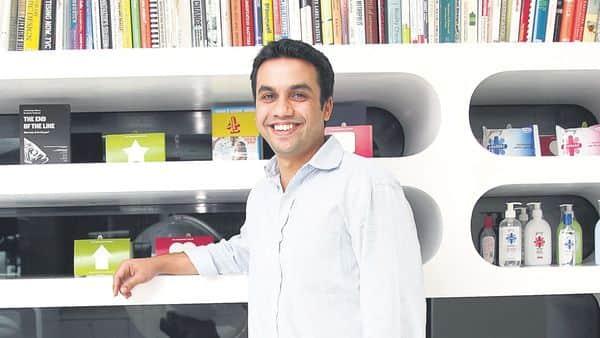 Pirojsha Godrej, executive chairman of Godrej Properties.