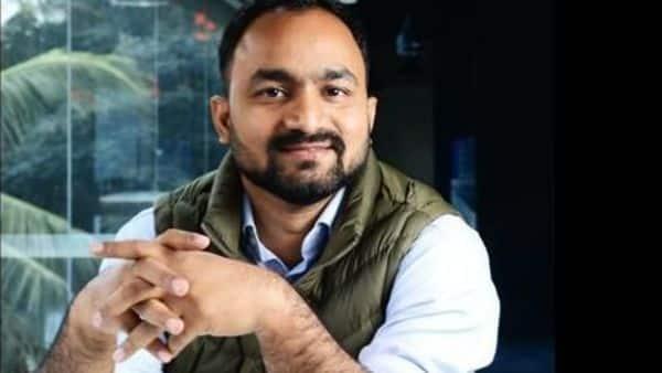 Instamojo's founder and CEO Sampad Swain