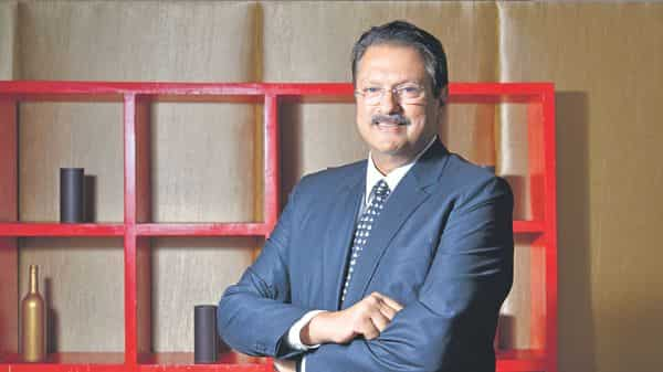 Ajay Piramal, chairman of the Piramal Group (Aniruddha Choudhury/Mint )