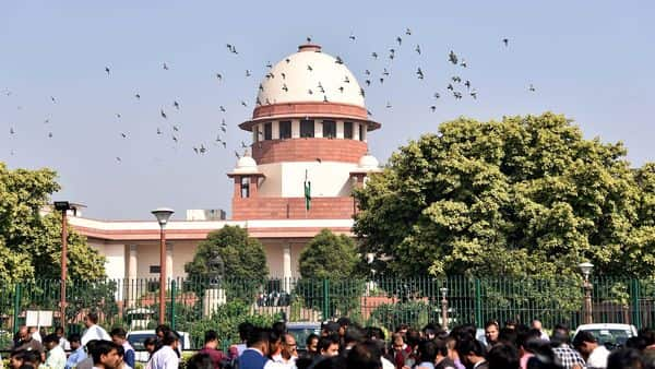 The Supreme Court, in an unanimous verdict on Saturday, cleared the way for the construction of a Ram Temple at the disputed site in Ayodhya (Photo: ANI)