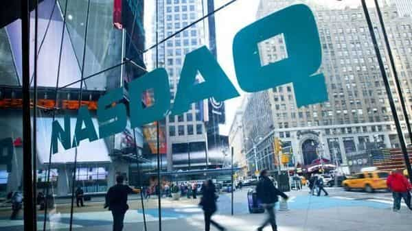 The Nasdaq Composite was down 28.81 points, or 0.30%, at 9,697.15. (Photo: Bloomberg)