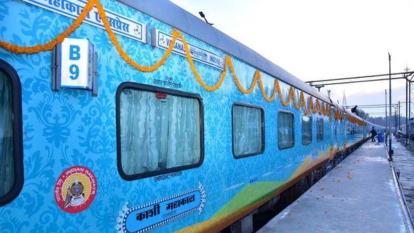 Image result for Kashi Mahakal Express