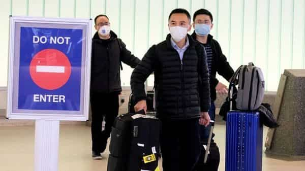 China's three largest airlines reported declines in January passenger traffic because of the coronavirus outbreak