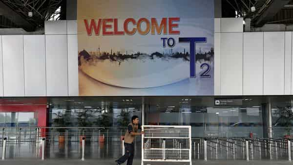 From tomorrow, you'll have to leave 15 minutes early for Delhi airport