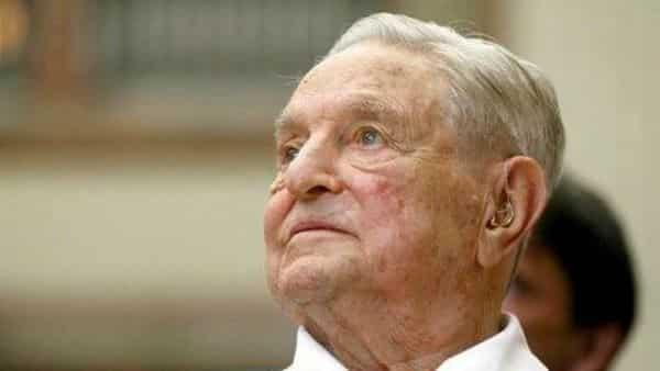(File photo) George Soros, Founder and Chairman of the Open Society Foundations (AP)