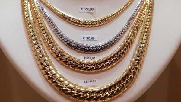 Gold Prices Today Jump Over 1 100 Per