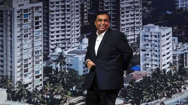 Reliance Industries chairman Mukesh Ambani (Photo: ANI)