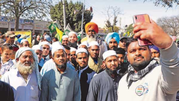 The anti-CAA rally in Malerkotla became an enduring symbol of Hindu, Muslim and Sikh unity (Ajmal Jami)