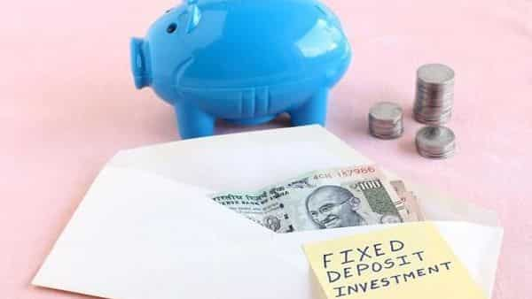 Latest fixed deposit (FD) rates of three small finance banks. (iStock)