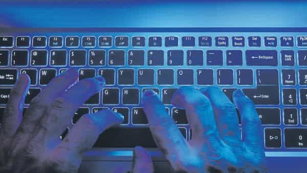 Cyber-security companies warn against opening certain emails. istockphoto (MINT_PRINT)