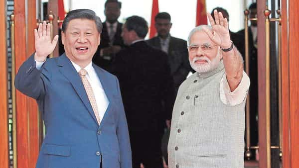 India has been trying to redraw its relationship with China with PM Narendra Modi and Chinese President Xi Jinping meeting frequently. (Reuters)