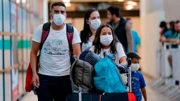 A middle-aged man from Ghaziabad tested positive for novel coronavirus (AFP)