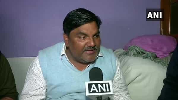 A file photo of former AAP Councillor Tahir Hussain. (ANI)