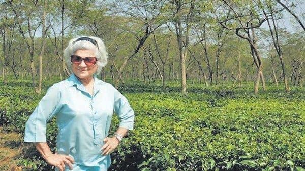 Dolly Jabbar (Photo courtesy: Nuxalbari Tea Company)