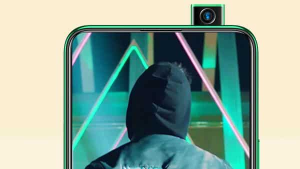 On the front, the Infinix S5 Pro has a 16-megapixel pop-out selfie camera. It also supports video recording at a resolution of 1080p (Infinix)
