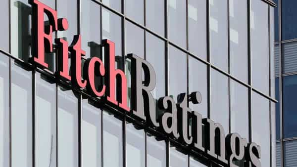The Fitch Ratings logo . (Photo: Reuters)