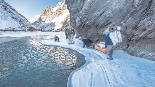 Unsafe conditions on the Chadar trek have not stopped trekking companies from sending more trekkers every winter.