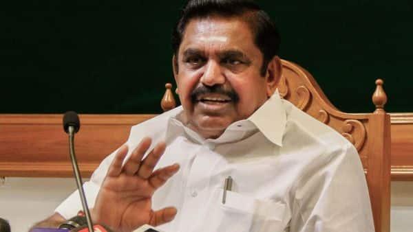 Tamil Nadu Chief Minister Edappadi K Palaniswami (Photo: PTI )