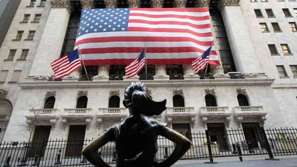 The Fearless Girl statue stands in front of the New York Stock Exchange (Photo: AP)