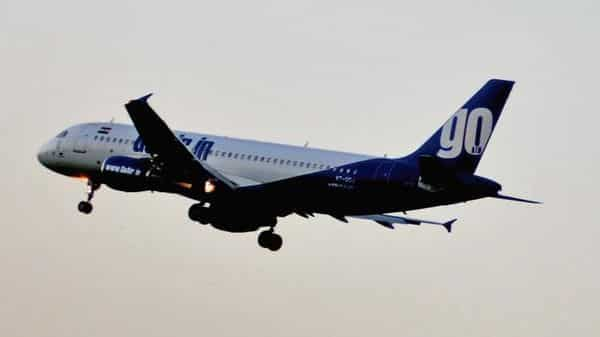 GoAir flew to a number of international destinations like Maldives, Abu Dhabi, Muscat, Dubai, Dammam, Kuwait, Phuket and Bangkok, before it began canceling flights amidst the Covid-19 pandemic. (Ramesh Pathania/Mint)