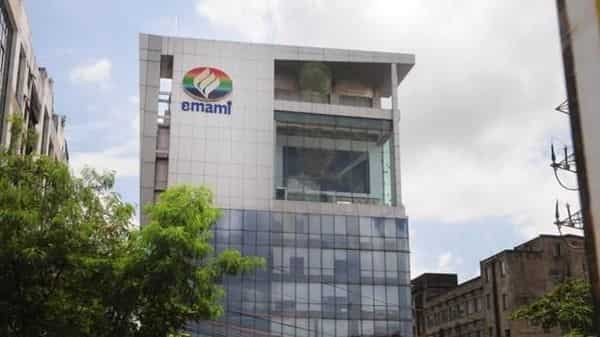 Emami's shares were up 2% in afternoon trade