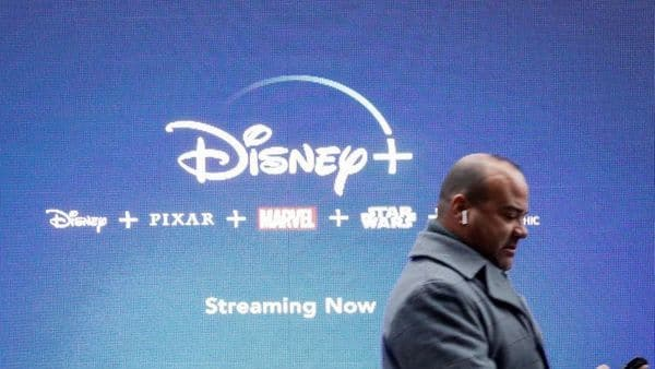 The streaming website started playing Disney+ content from 11 Mar. (Photo: Reuters) (Reuters)
