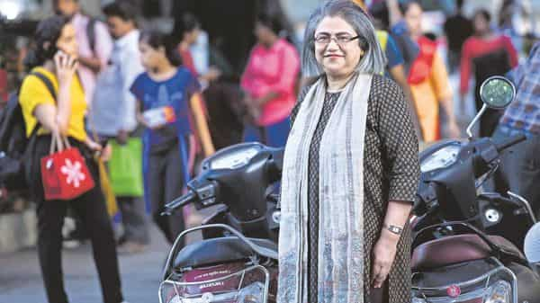 Fintech for lower income groups has to go beyond credit, and the aim has to be true financial inclusion, says Roopa Kudva, head of Omidyar Network India (Photo: S Kumar/Mint)