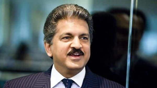 Mahindra Group chairman Anand Mahindra.