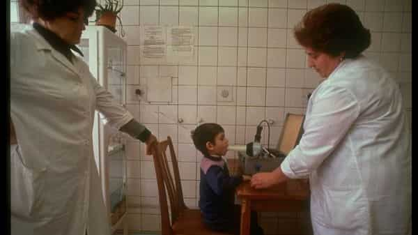A child being tested for respiratory problems at a clinic north of Minsk, Ukraine. For more than two decades, Soviet and Ukrainian authorities maintained 'The Exclusion Zone' around the Chernobyl nuclear reactor.  (Photo: Getty Images)