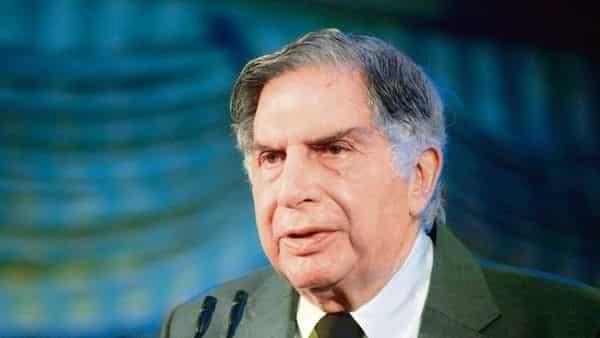 Ratan Tata  (Photo: Mint)