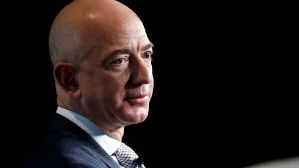 A file photo of Amazon Founder and CEO Jeff Bezos.  (REUTERS)