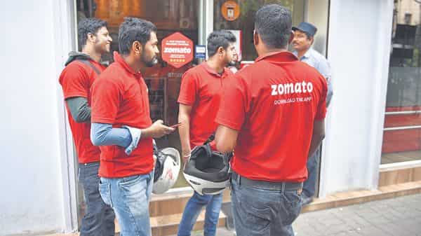 Zomato has rolled out 'contactless delivery' amid consumer concerns around the contagious disease.
