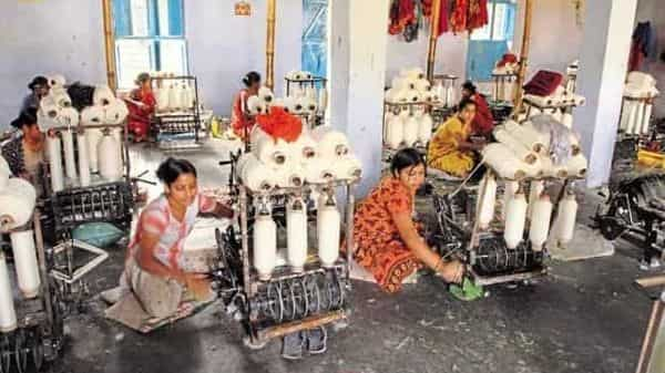 MSMEs contribute to roughly 30% of gross domestic product (GDP). ( Indranil Bhoumik/Mint)