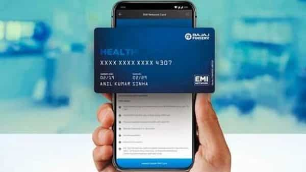 With the Bajaj Finserv Digital Health EMI Network Card, you can address your urgent healthcare needs by converting them into easy and affordable EMIs. (Bajaj Finserv)