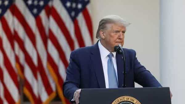 U.S. President Donald Trump  (Reuters)